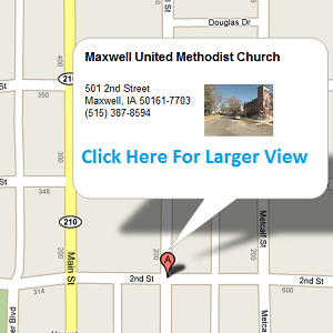 Maxwell United Methodist Church